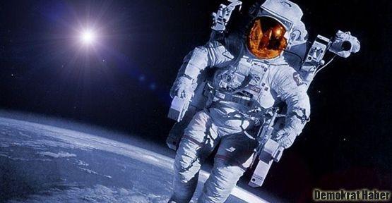 Astronotların yiyeceği şimdi eczanelerde