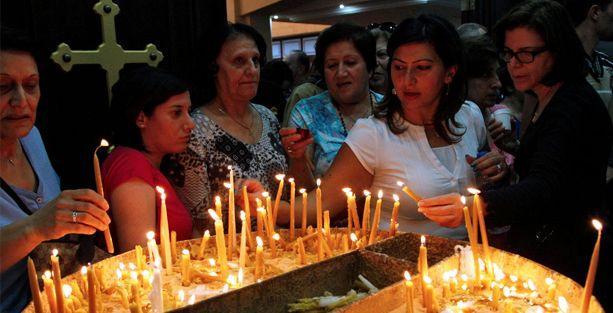 Asuri-Süryanilerden Avrupa Birliği'ne başvuru