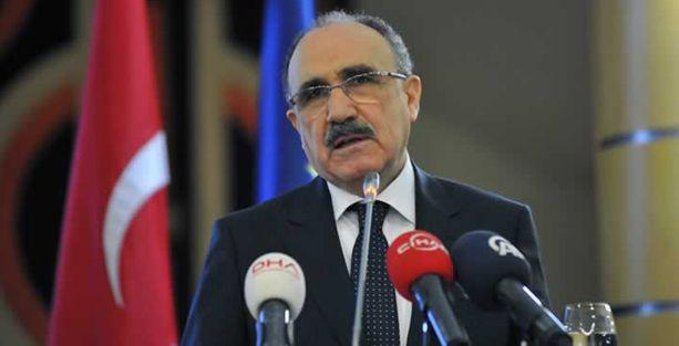 Atalay: Çözüm süreci için yasa tasarısı tamamlandı