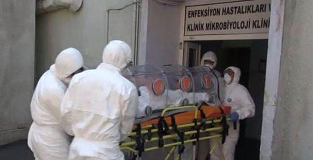 Atatürk Havalimanı'nda Ebola karantinası