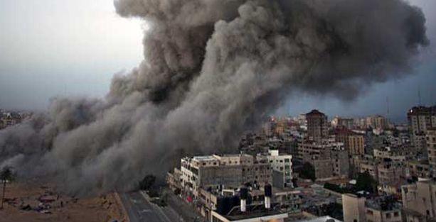 Ateşkes roketlerle bozuldu, Netanyahu'dan vur emri