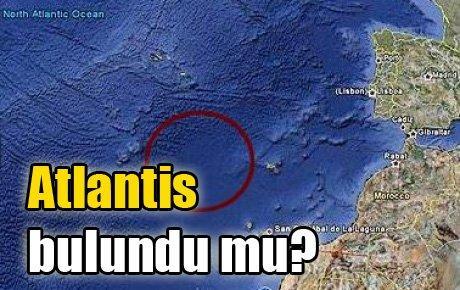 Atlantis bulundu mu?