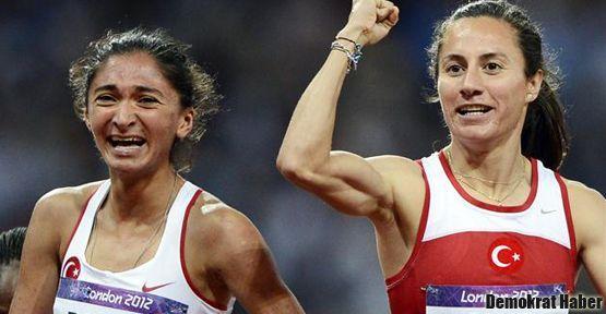 Atletizmdeki tarihi zafere doping suçlaması