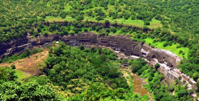 AURANGABAD; Ellora ve Ajanta Mağaraları