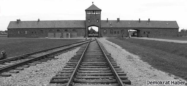 Auschwitz şüphelisi üç kişi gözaltına alındı