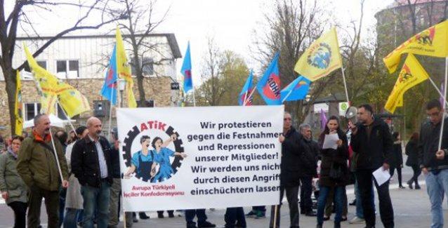 Avrupa'da ATİK'e eş zamanlı operasyon: 8 kişi 'TKP/ML üyesi olduğu' iddiasıyla tutuklandı