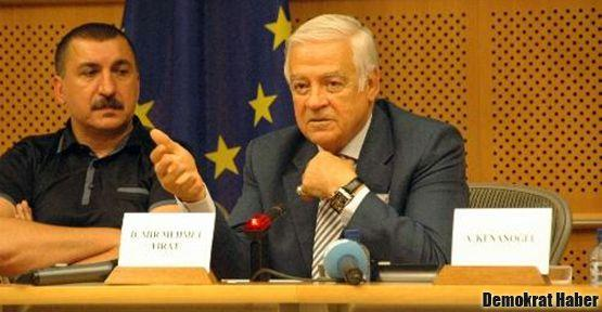 Avrupa Parlamentosu'nda 5. Dersim Konferansı