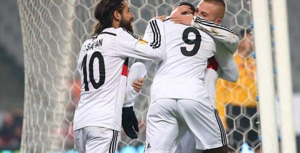 Avrupa'da Beşiktaş fırtınası devam ediyor