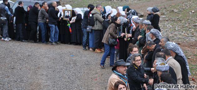 Avrupa'da yaşayan Kürtlerden Roboski ziyareti