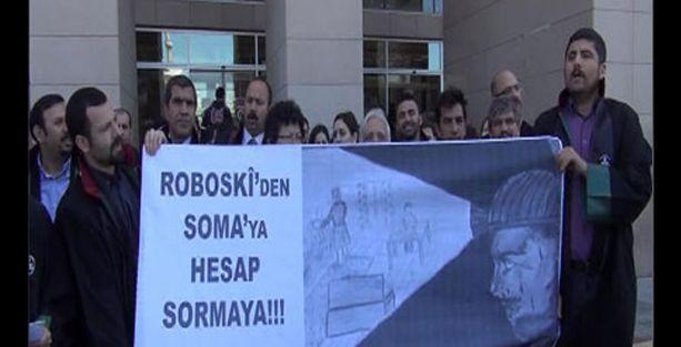 Avukatlardan 'Soma' için suç duyurusu