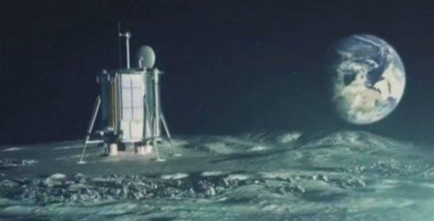 Ay'a insansız araç