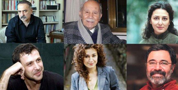 Aydın, yazar ve sanatçılardan HDP'yle dayanışma çağrısı
