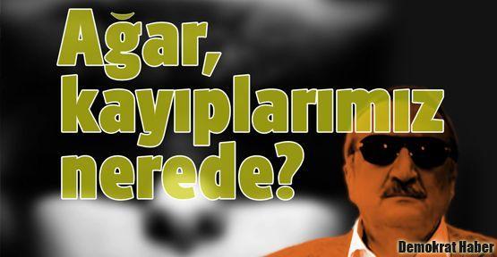 Aydın'da Mehmet Ağar'ın yakasına yapışacaklar