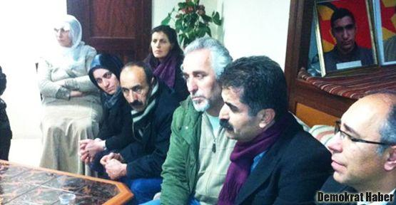 Aygün'ün taziye ziyaretine CHP'lilerden sert tepki