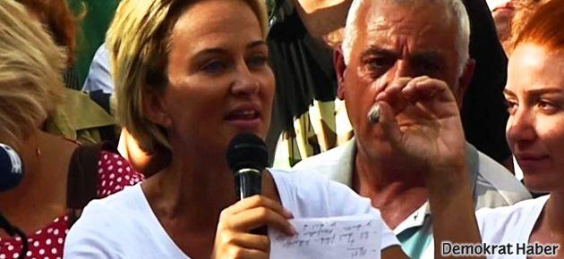 Aylin Kotil'den Sarıgül açıklaması