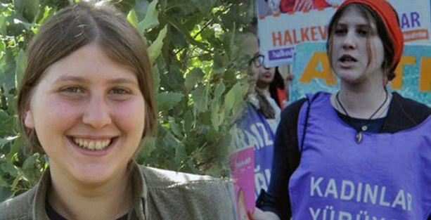 Ayşe Deniz Karacagil: Rojava'da verdiğim savaşı burada yayın