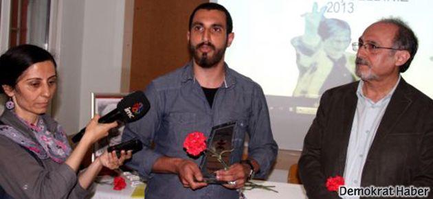 Ayşe Nur Zarakolu Ödülü mahpus yazar ve gazetecilere