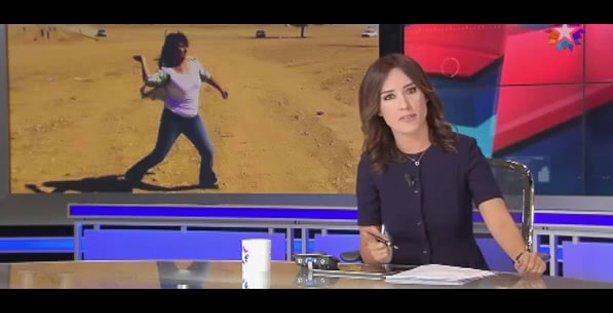 Aysel Tuğluk'tan Star TV spikeri Nazlı Çelik'e yanıt