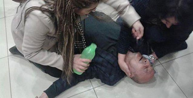 Mehmet Ayvalıtaş davası başladı: Salonda arbede, dışarıda müdahale