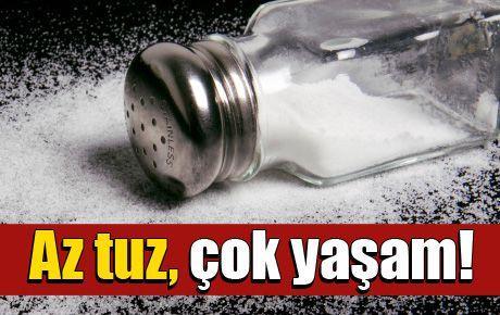 Az tuz, çok yaşam!