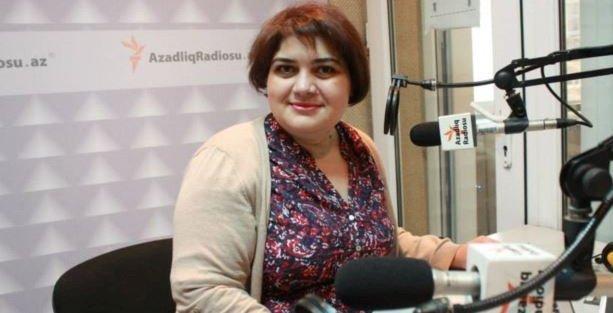 Azerbaycan'ın muhalif gazetecisi İsmailova tutuklandı