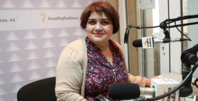 Azerbaycan'ın muhalif gazetecisi İsmailova'ya PEN ödülü