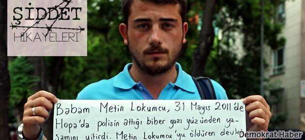 'Babamı öldürenler yalanlarına devam ediyorlar'