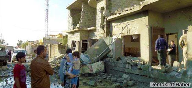 Irak'ta 7 kentte bombalı saldırı: 31 ölü