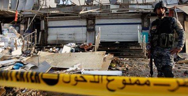 Bağdat'ta bombalı saldırılar: 7 kişi öldü