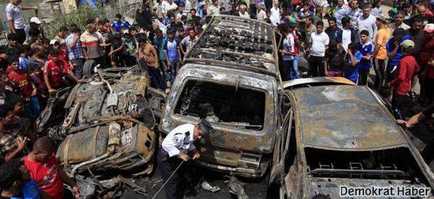 Bağdat'ta iki ayrı patlama: 45 ölü