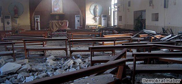 Bağdat'ta Noel ayinine saldırı: En az 15 ölü