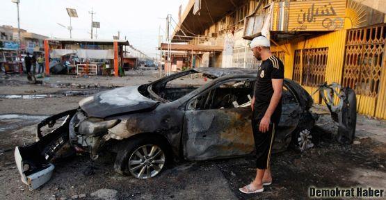 Bağdat'ta sivillere bombalı saldırı: 3 ölü