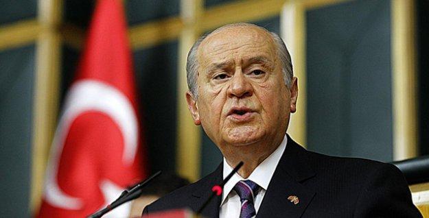 Bahçeli'den koalisyon şartı: Versin Bilal'i alsın iktidarı