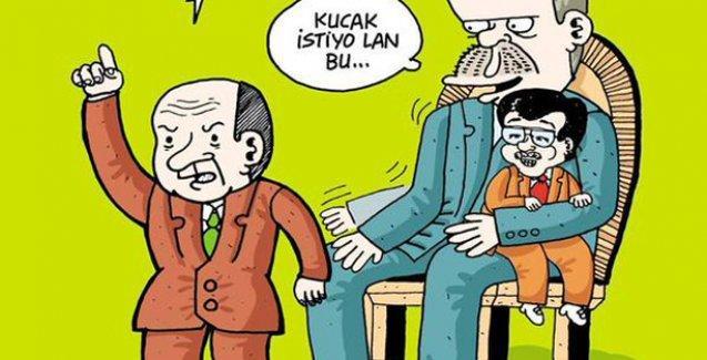 Bahçeli'nin Kılıçdaroğlu'na yanıtı Leman'ın kapağında