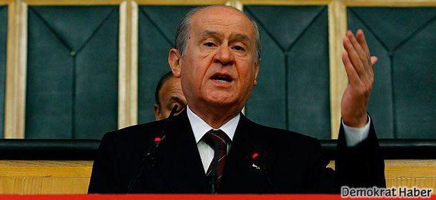 Bahçeli'den PKK'nin çekilmesine suç duyurusu