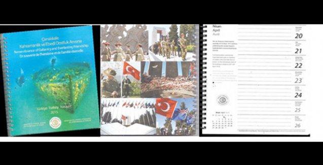 Bakanlığın 'Çanakkale Zaferi' ajandasında 'Ermeni Soykırımı Anıtı'