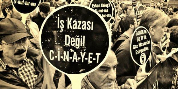 Mersin Büyükşehir Belediyesi'nde iş cinayeti