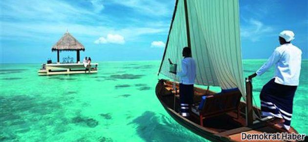 Balayı tercihinizde yanılmak istemiyorsanız Maldivler