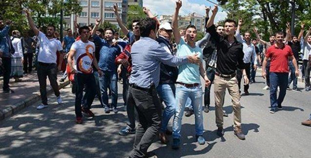 Balıkesir'de HDP mitingine saldırı