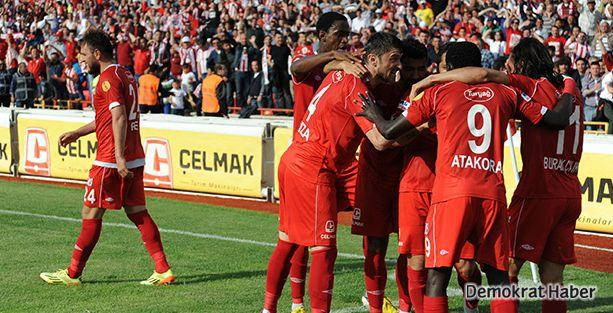 Balkes Süper Lig'e yükseldi