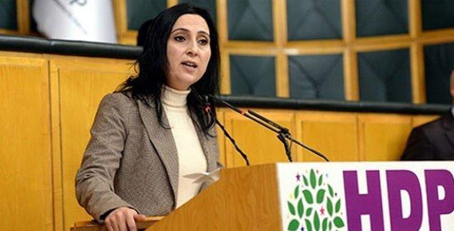 HDP Eş Başkanı: Baraj bizim sorunumuz değil