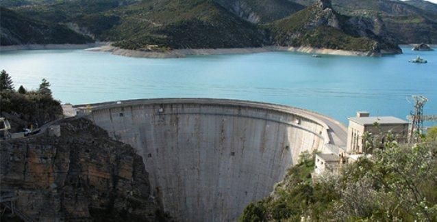 Barajların doluluk oranı geçen yıla göre yüzde 43 daha fazla