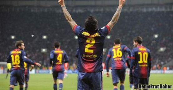 Barcelona tur biletini garantiledi