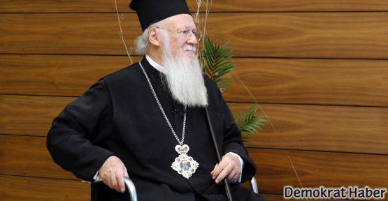 Bartolomeos: Yeni Papa herkesin gönlünü kazandı