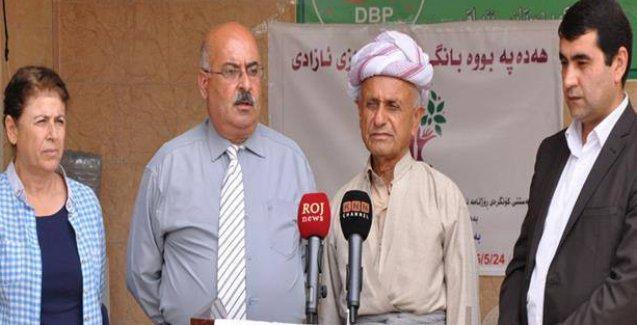 Barzani ailesinden HDP'ye destek