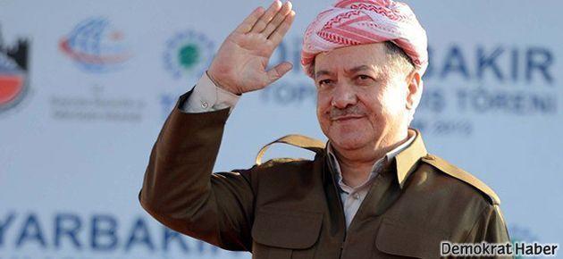 Barzani: Baskı sürerse Kürdistan'ı ilan ederim