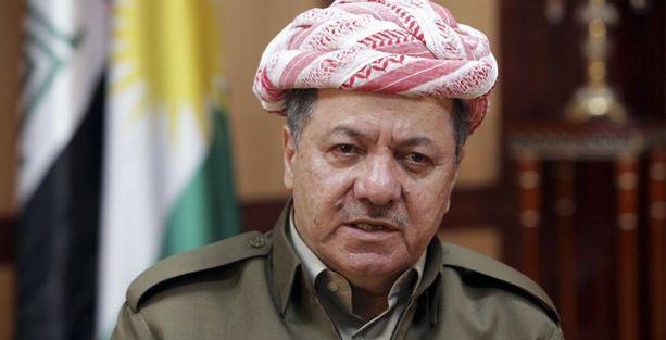 Barzani: Batı IŞİD'le mücadelede yeterli yardımı yapmıyor