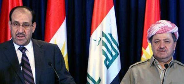 Barzani: Maliki ile dağlara çıkacağız!