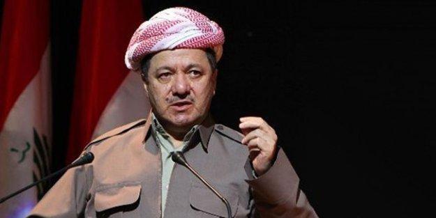 Barzani: Bağımsız Kürdistan konusunda geri adım atmayacağız