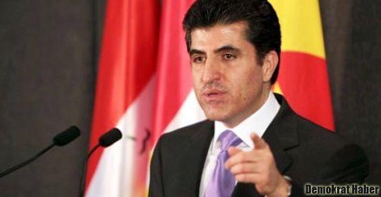 Barzani: Türkiye PKK ile diyalog başlatmalı!